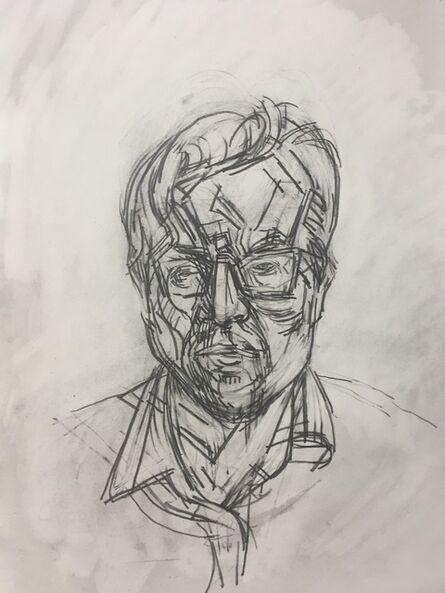 Mark Lewis (b. 1959), 'Head, SP 3', 2019