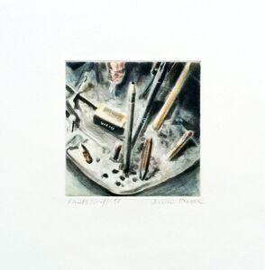 Jessica Dunne, 'Pencils/Craft', 2009