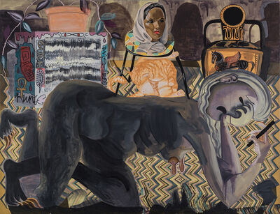 Elizabeth Malaska, 'Wake to Weep', 2017