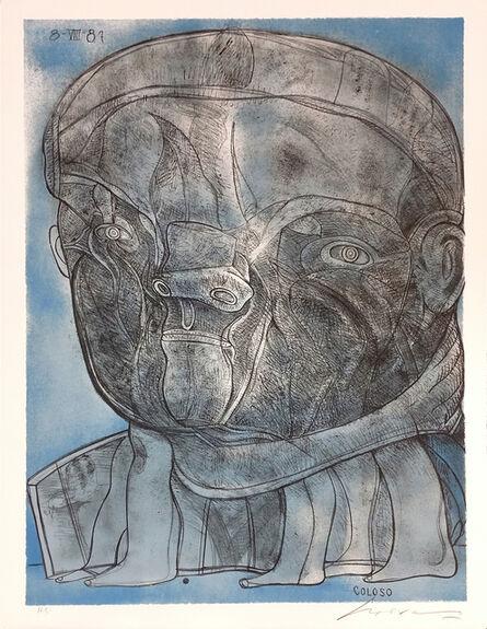 Jose Luis Cuevas, 'COLOSO', 1988