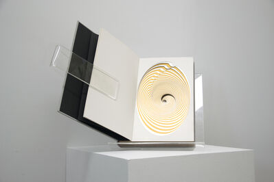 Seckin Pirim, 'Library Sculpture (Silver and Gold)', 2018