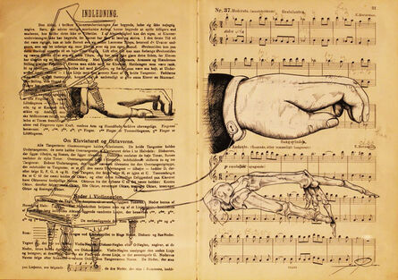 Axel Rios, 'Piano Lessons', 2016