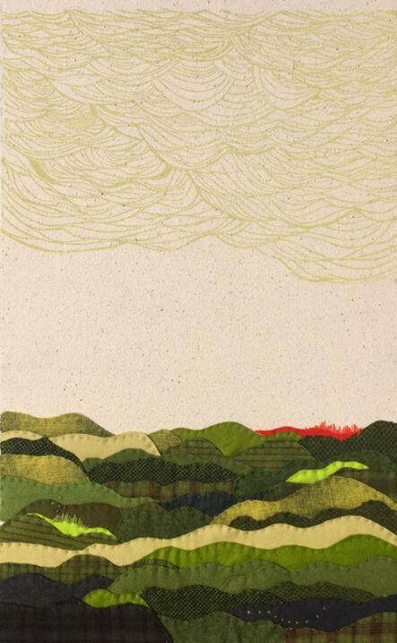 Kathryn Hunter, 'Sea-Jade', 2015