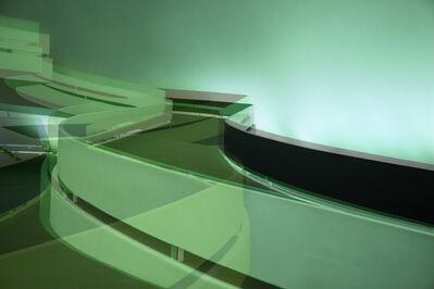 Jorge Miño, 'Untitled. Crosslines serie', 2013