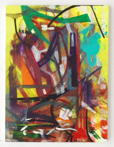 Jonathan Eckel, 'Tooth and Nail', 2017