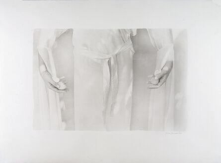 Joyce Tenneson, 'Opened Eggshells ', 1972