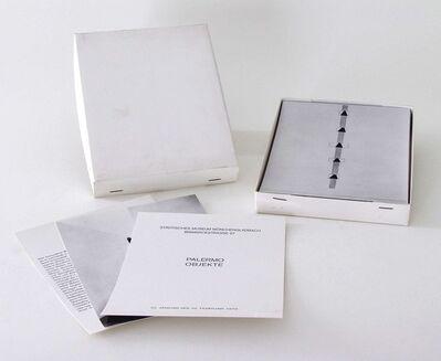 Blinky Palermo, 'Palermo Objekte (Monchengladbach Box)', 1973