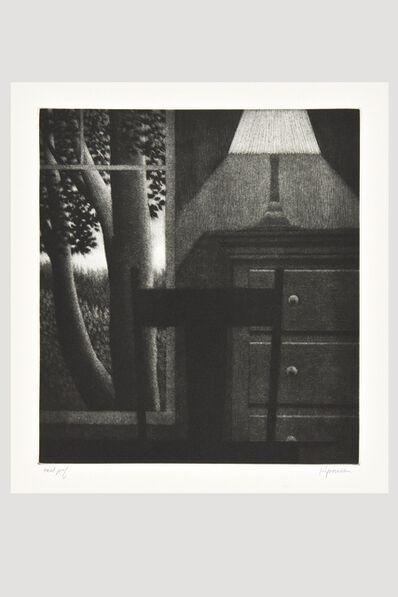Robert Kipniss, 'Window with Lamp ', 1991