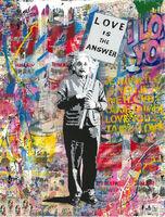 Mr. Brainwash, 'Einstein', 2020