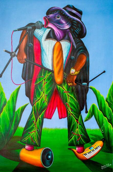 Bodo Fils BBM (M'Pambu Bodo Bodo), 'Poisson chanteur ', 2020