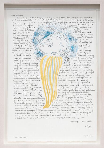 Maureen Selwood, 'May Day 1967', 2014