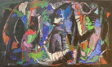 André Lanskoy, 'Éclat de Voix ', 1959