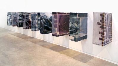 Lena Henke, 'Parkchester City Series', 2014