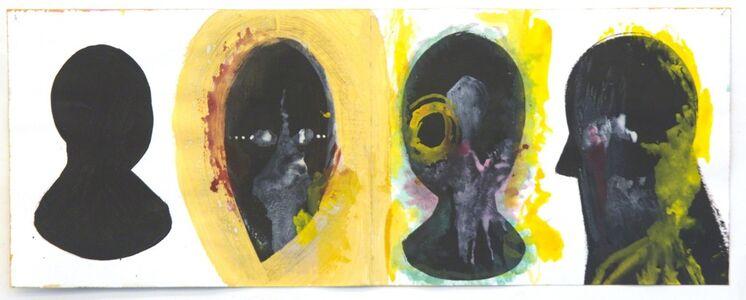 Lotte Vanhamel, 'Coloured Shadow 3', 2017