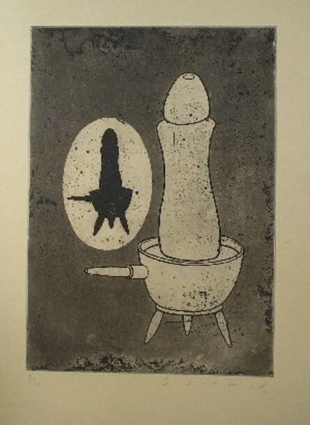 Jaume Plensa, 'Suite Li', 1987