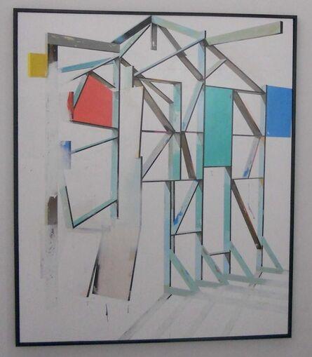Manuel Caeiro, 'BRIEFING ROOM 2', 2014