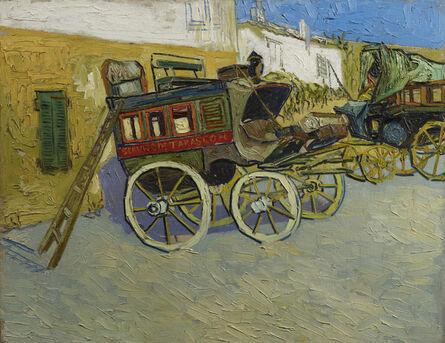 Vincent van Gogh, 'Tarascon Stagecoach', 1888