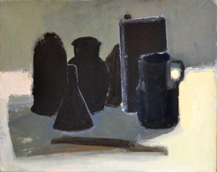 Susannah Phillips, 'Black Pots', 2012