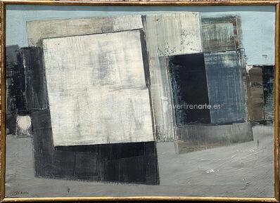Gerardo Rueda, 'Tema abstracto', 1959