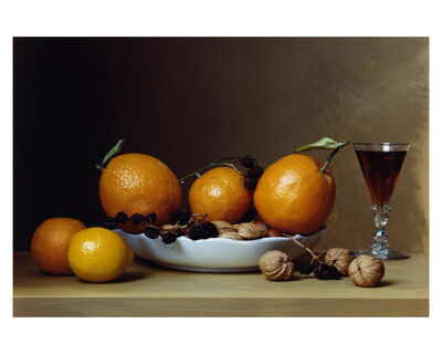 Sharon Core, 'Early American, Still Life with Oranges', 2008