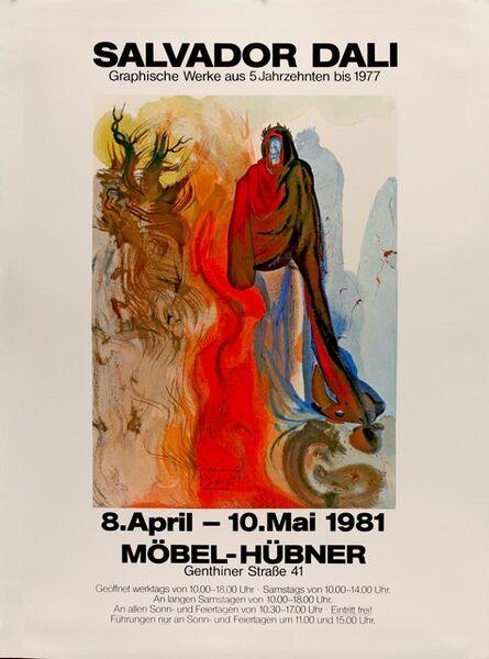 Salvador Dalí, 'Salvador Dali, Graphische Werke aus 5 Jahrzehnten bis 1977, (Salvador Dali, graphic works from 5 decades until 1977)', 1981
