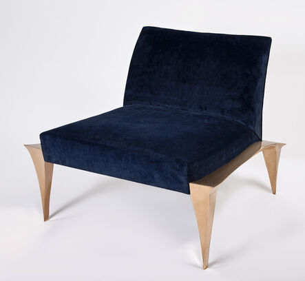 Anasthasia Millot, 'Bronze Armchair', 2016