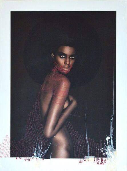 Efren Isaza, 'BS Staring 1', 2009