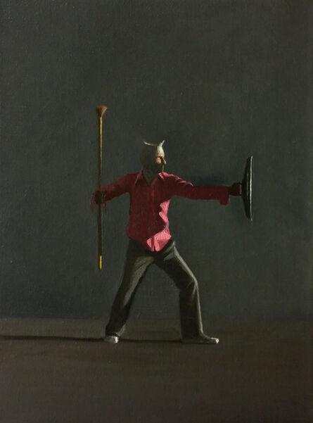Vonn Cummings Sumner, 'Warrior', 2014