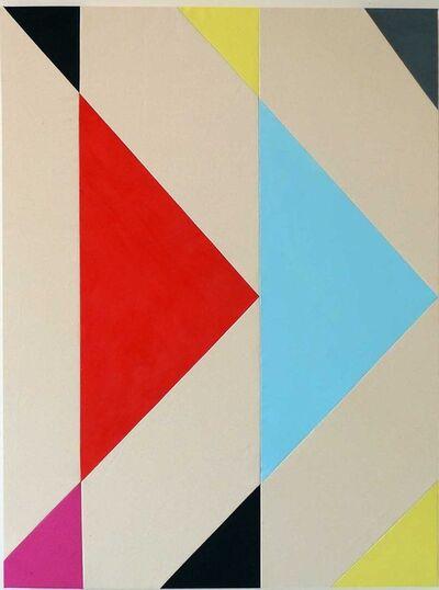 Sarah Crowner, 'Untitled', 2013