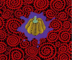 Yayoi Kusama, 'Pumpkin (A) 52/100', 1990
