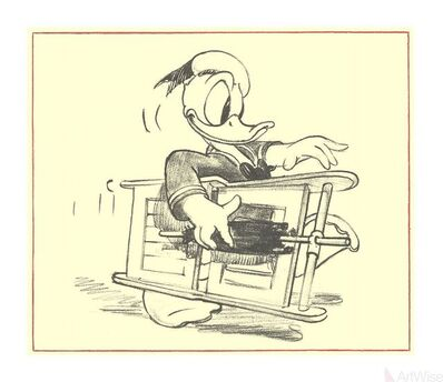 Walt Disney Productions, 'Donald Duck', 1975