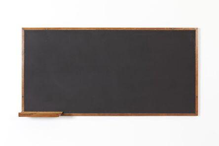 Le Corbusier, 'Blackboard', 1956-1959