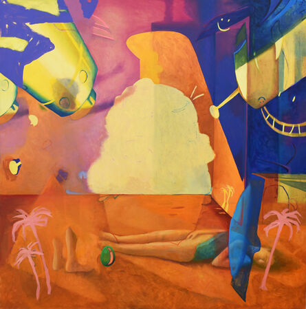 Zohar Fraiman, 'Muffin Palace ', 2020