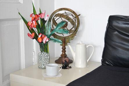 Morgan Mandalay, 'Still Life (with flowers)', 2014
