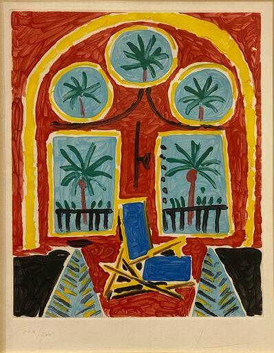 Pablo Picasso, 'La Fenêtre de L'Atelier à la Californie ', 1959