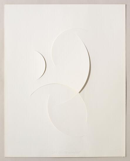 Stephen Antonakos, 'Untitled Cut, D#7', 1978