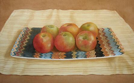 Lauren Sweeney, 'Apple Sextet', 2015