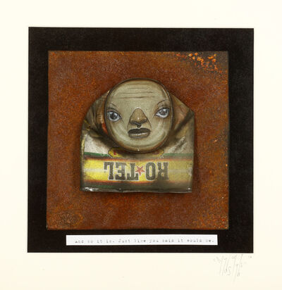 My Dog Sighs, 'And So It Is. Just Like You Said It Would Be', 2014