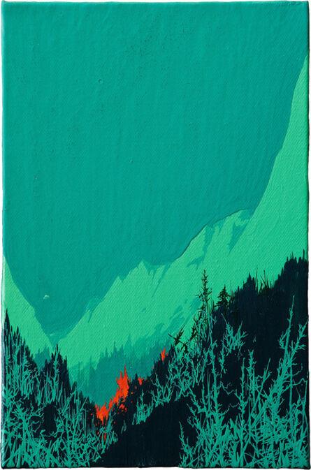 Zhou Fan 周范, 'Landscape 风景 00:27', 2005