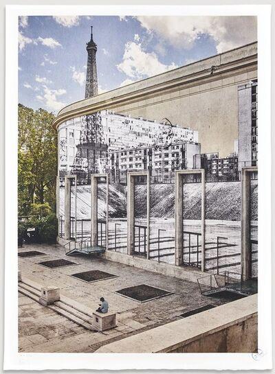 JR, 'JR Au Palais De Tokyo, 28 Aout 2020, 16h12, Paris, France', 2021