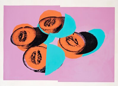 Andy Warhol, 'Cantaloupes, from Space Fruit: Still-Lives', 1978