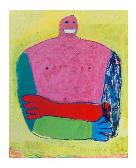 Kimia Ferdowsi Kline, 'Color Hug', 2017