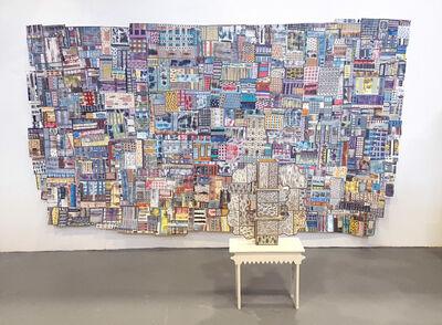 Sue Havens, 'Brick and Mortar (Fortress)', 2017