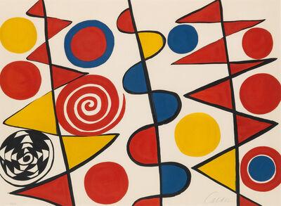 Alexander Calder, 'Pennants', 1965