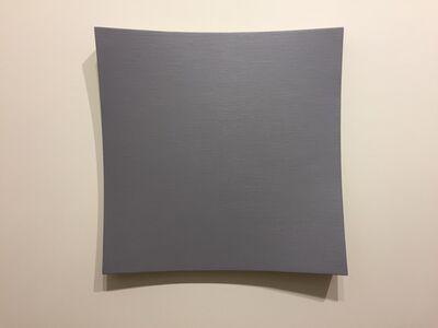 Dirk Rathke, 'spätes grau, konkav (#594)', 2007