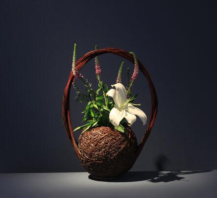Monden Yuichi, 'Fallen Pine Needle Basket', 2011
