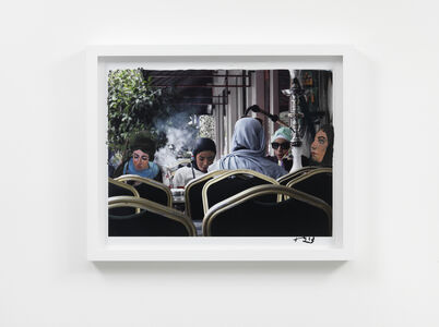 Liu Xiaodong, 'Egyptian Restaurant 7', 2013