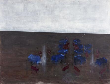Guillermo Kuitca, 'Prima Luce', 1994
