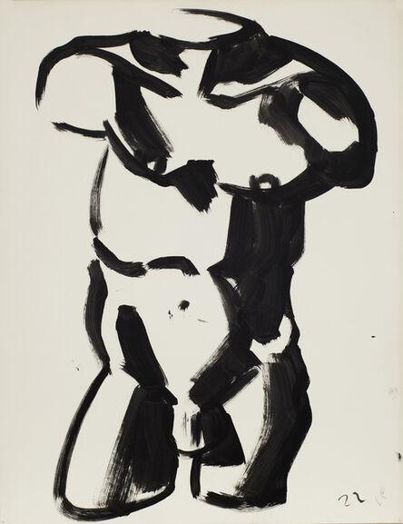 Luis Frangella, 'Untitled (Nº22)', ca. 1983