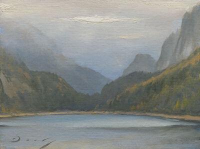 Joseph Q. Daily, 'View of Gosausee (Austria)', 2018